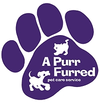 Purrfurred Pet Care Logo